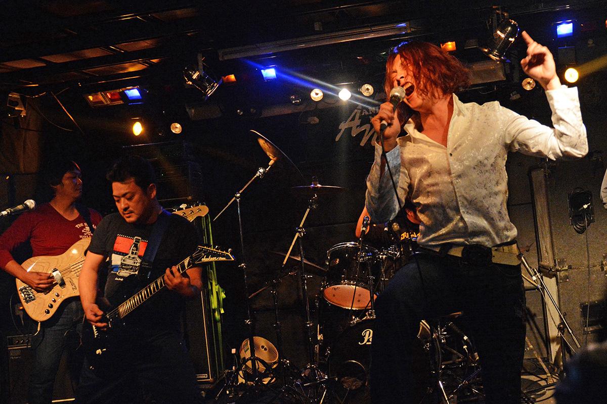 SHADEのライブ